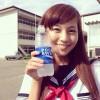 【画像】安田美沙子が「セーラー服姿」をブログで披露し反響