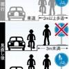 明日から自転車が原則車道走行(罰金有)に成るんだがお前ら本気で納得してんのか?