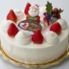母ちゃんが作ったクリスマスケーキ、サンタが戦っているようにしか見えない件wwwwwwww
