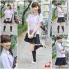 [画像]台湾女子高生の制服かわいいよーーーー