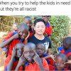 [悲報]日本人「アフリカの貧しい子供たちを救うためにアフリカに行くぞ!」→結果wwwwww(※画像あり)