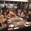 [画像]テレ東アナウンサーのお好み焼きの食べ方wwwwwwwwwwwww